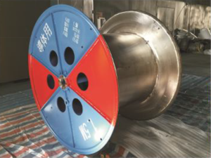 Enhanced Metal Flange Process Bobbin